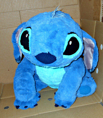 Stitch From Lilo And Stitch, Bought In Disney Park 15 Inches