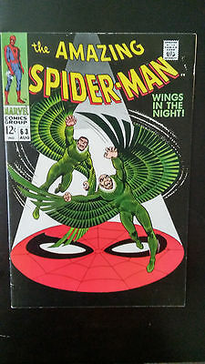 The Amazing Spider-Man #63 (Aug 1968, Marvel)