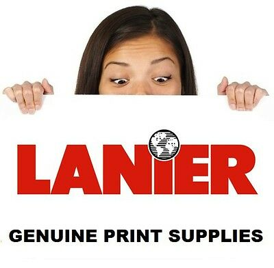 Genuine Lanier MP C3501S Toner Set Black,Cyan, Magenta, Yellow 841444/5/6/7