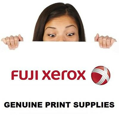 Genuine Fuji Xerox CT201117 Yellow Toner Cartridge For DocuPrint C1110 Series Pr