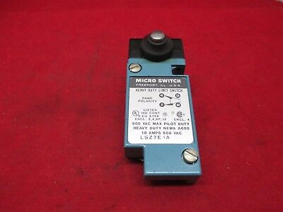 Micro SWitch Limit Switch LSZ7E1A