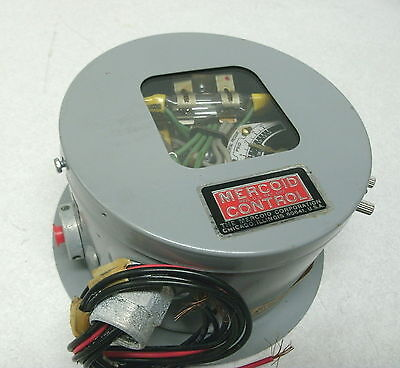 Mercoid Differntial Pressure Switch Dpa 33 705 R62,  Double Adjustable 20Psi
