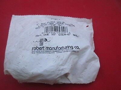 Robert Manufacturing B400-1 MIP Float Valve
