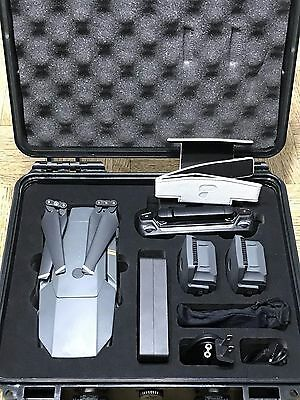 DJI Mavic Pro With Case and Extra Batteries + More