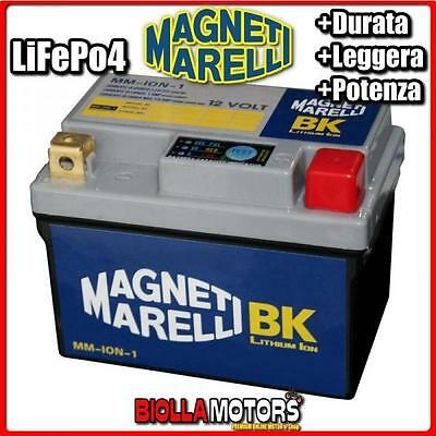 MM-ION-1 BATTERIA LITIO MAGNETI MARELLI YTX5L-BS LiFePo4 YTX5LBS MOTO SCOOTER QU