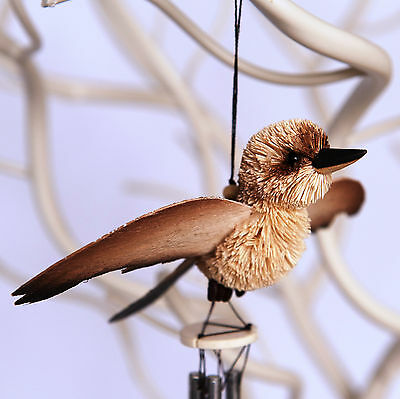 Australian Animal METAL WIND CHIMES DECORATIONS Bristlebrush SOUVENIRS Ornaments
