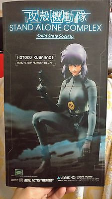 Ghost in the Shell MOTOKO KUSANAGI 1/6 Action Figure RAH by Medicom