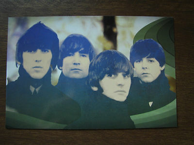 NEW The Beatles Rock Band Limited Edition Set of 8 Post Cards SEALED RockBand