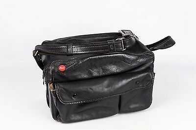 Leica leather camera bag 30 x 16 x14cm for R system