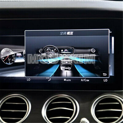 For Benz E Class W213 E200 E300 Tempered Glass GPS Navigation Screen Protector