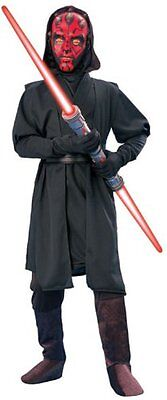 Star Wars Child's Deluxe Darth Maul Costume, Large