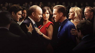 "001 Billions - Paul Giamatti Damian Lewis Season 1 2 USA TV Show 42""x24"" Poster"