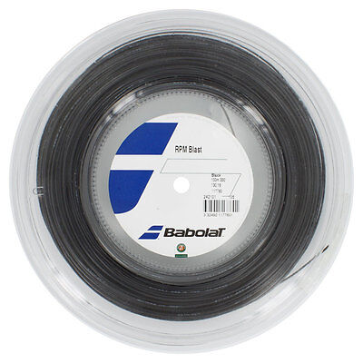 Babolat RPM BLAST 100m String GAUGE 16/1.30 made in France NADAL