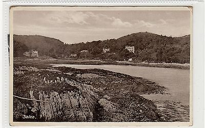 SALEN: Isle of Mull postcard (C27732)