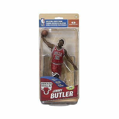 McFarlane NBA Series 28 Jimmy Butler Chicago Bulls Figur NEU OVP