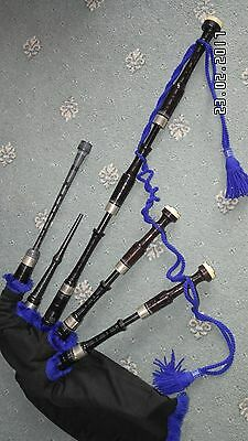 Warmac Bagpipes ABlackwood   Good players set !!