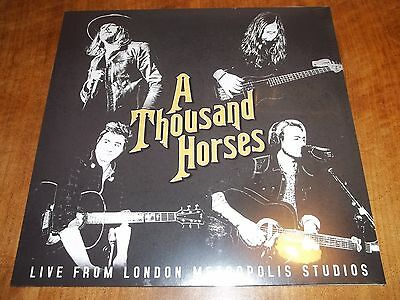 A Thousand Horses Live From London Metropolis Record Store Day vinyl RSD 2017