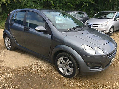 2006 Smart forfour 1.3 Semi-A Passion automatic petrol