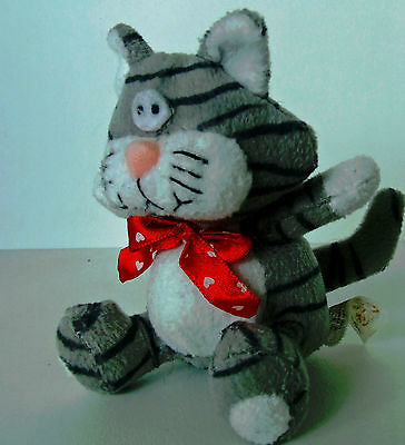 Cute cat soft toy ref 36