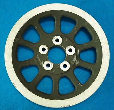 Genuine Harley Dyna Street Bob Low Rider 66 Tooth 25mm Belt Drive Pulley