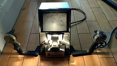 Vintage Prinz Oxford 450 Super 8 Movie Editor - Projector Film Editing Edit