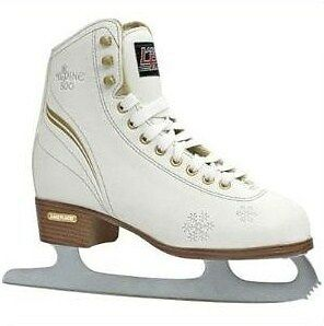 Lake Placid Ice Skates - UK Size 8