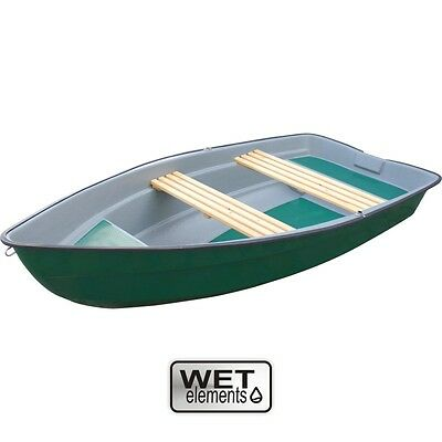 WET-Elements Angelboot Motorboot  Ruderboot  Fishhunter 340 Exclusive