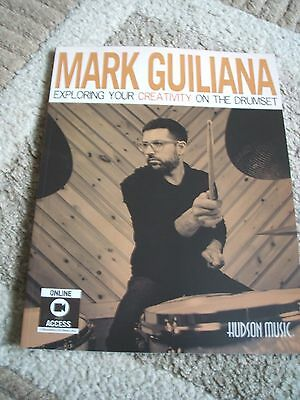 Mark Guiliana Exploring Your Creativity On The Drumset - Brand New