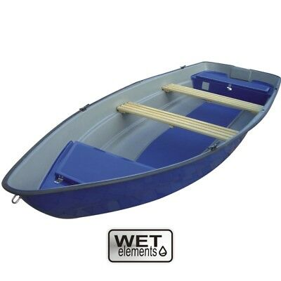WET-Elements Ruderboot Angelboot Motorboot Fishhunter 430 Exclusive