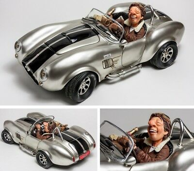 Forchino Collection Shelby Cobra 427 SC® Silber Groß