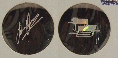 Thin Lizzy - Old John Sykes Tour Concert Guitar Pick