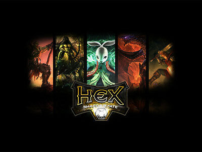 Vend compte jeu : HEX TCG // Want sell HEX TCG account