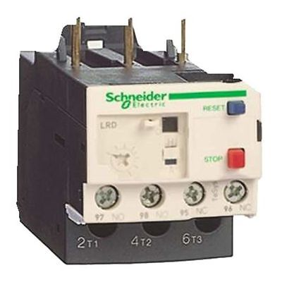 Schneider Electric / Telemecanique - Lrd14 - Relay, Overload, 7.0-10A