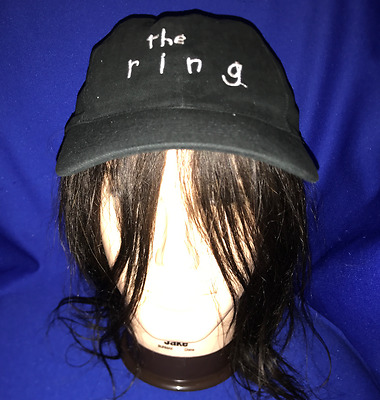 vintage The Ring Horror MOVIE PROMO BASEBALL CAP UNUSED Dreamworks