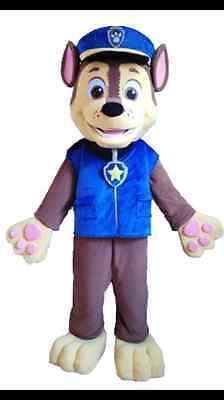 Chase PAW PATROL 4 HIRE or SALE Kids party fancy dress mascot Adult DELIVERY 48