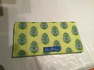"Vera Bradley Checkbook Cover In ""Citrus""...New With Tags"