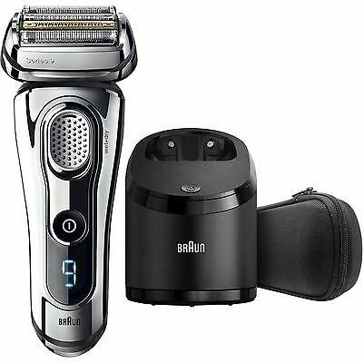 Braun Series 9 9290CC Wet & Dry Electric Shaver for Men with Clean & Charge S...