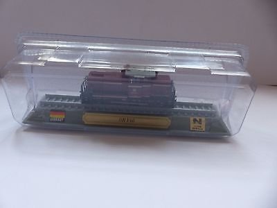 Train DB V60  Diesel - N Gauge - Germany  - NEUF