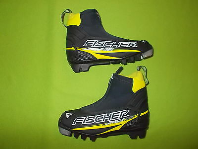 Fischer Xj Sprint Cross Country Ski BOOTS (EU 34) PERFECT !!! Only ONE !!!