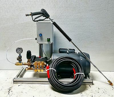 5 HP Three Phase Electric Pressure Washer
