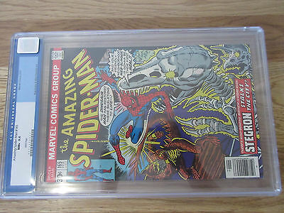 Amazing Spider-man 165 CGC 9.6 White pages