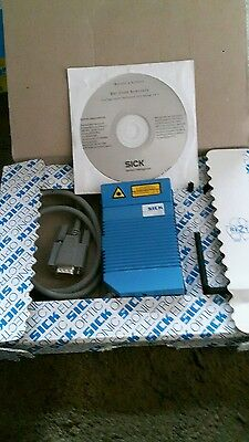 SICK BARCODE SCANNER CLV220-1000 NEW 180 day warranty