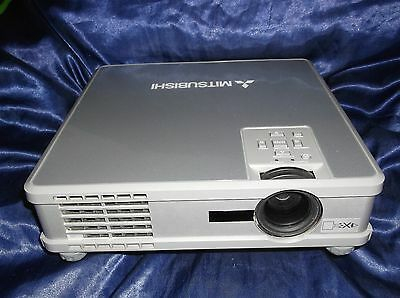 Mitsubishi  XL5U LCD Projector With 885 Lamp Hours Used