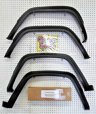 Crown 5AGK-M Fender Flares for Jeep Cherokee XJ 1984-96