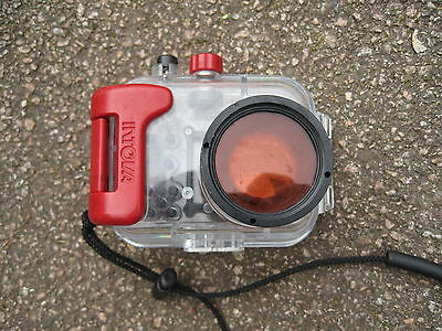 Intova IC 600 Camera with case up to 40m depth