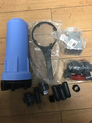 """Aquasana 3/4"""" Whole House Install Kit Water Filter Included"""