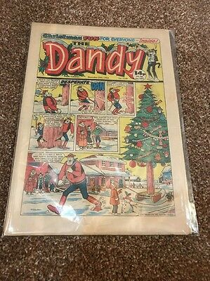 Dandy Comic - No. 2249 - December 29th 1984 Christmas Issue