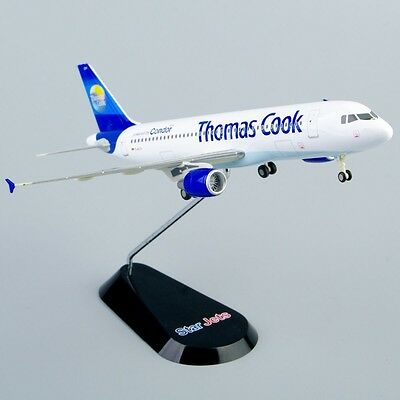 SCHUCO Starjets DJCFG013 Airbus A320-200 Thomas Cook D-AICH 1:200
