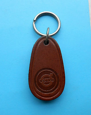VOLVO - nice old rare keychain * Sweden car automobile key-ring