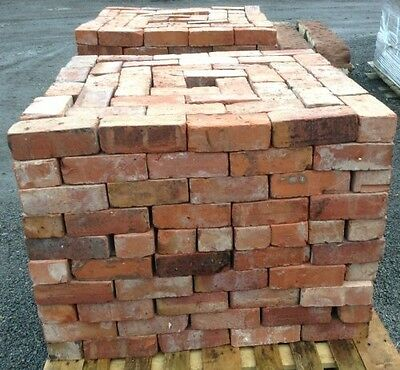 Bricks Cheshire reclaimed 2,7/8s imperial